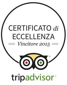 Certificato di eccellenza 2015