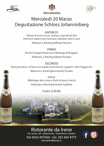 Riesling Schloss Johannisberg