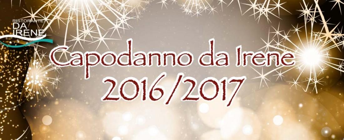 Capodanno 2016 da Irene