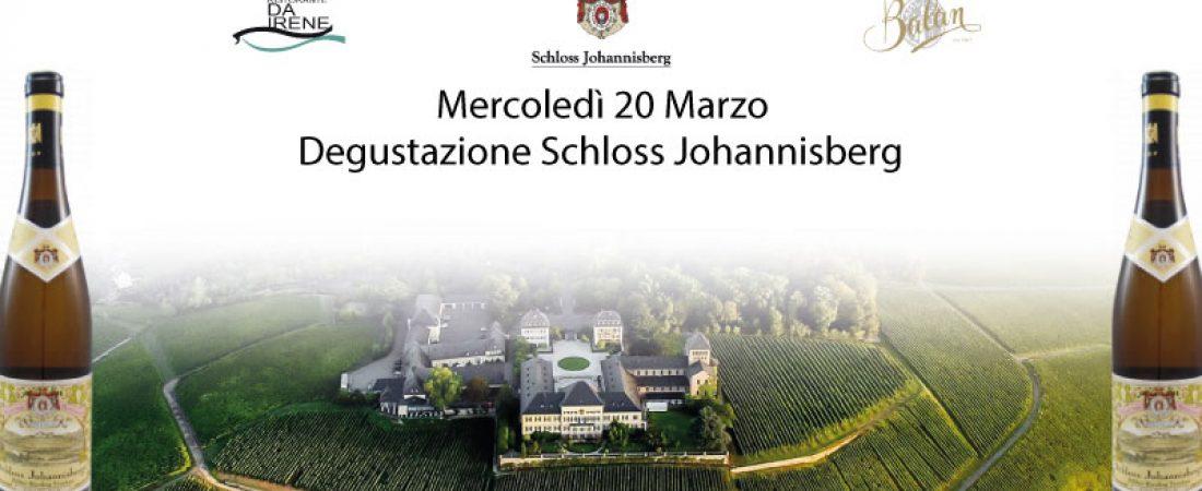 Degustazione Schloss Johannisberg