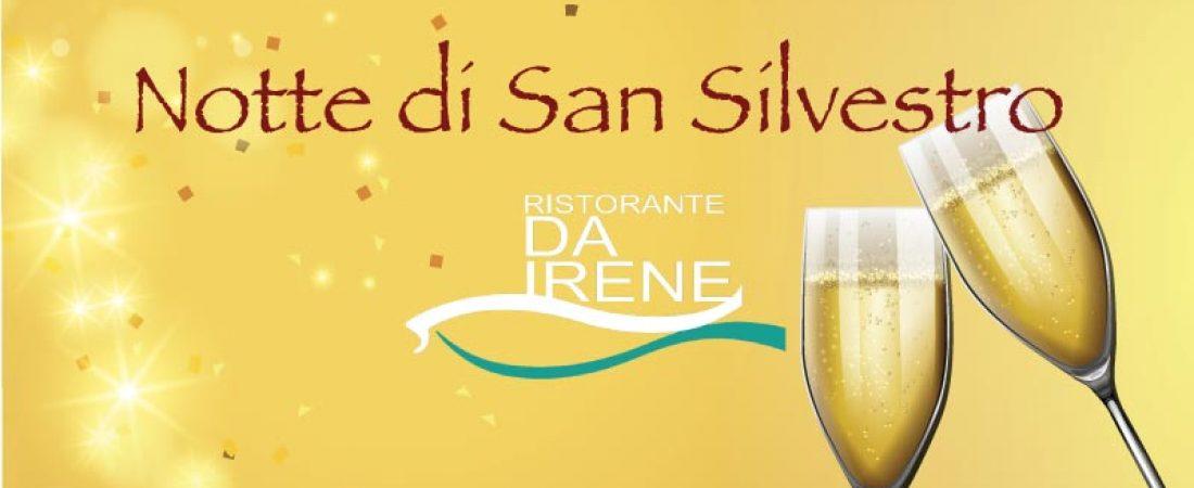 San Silvestro al ristorante da irene
