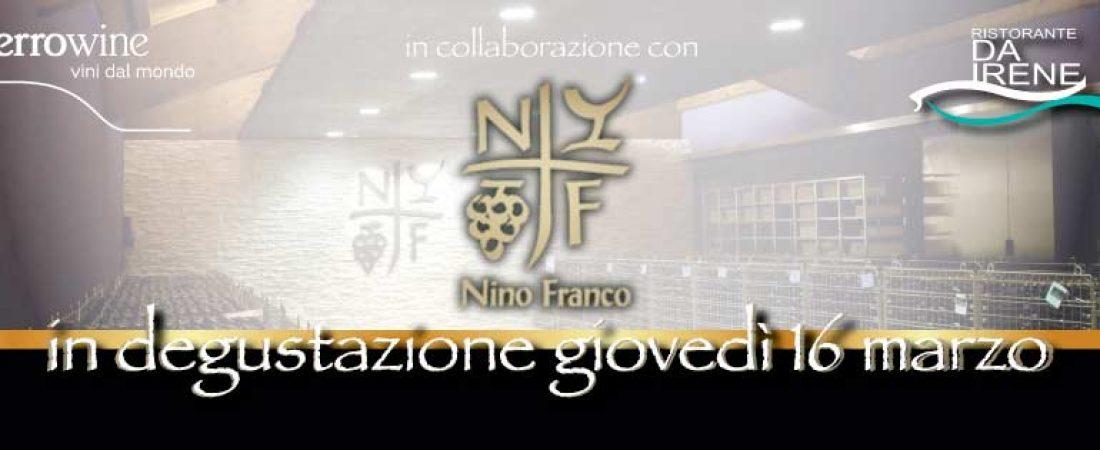 Vini Nino Franco in degustazione