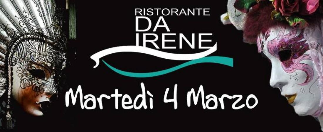 Carnevale al Ristorante da Irene