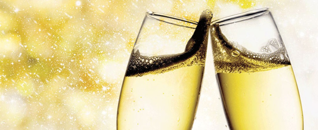 Champagne, sapete com'è nato?