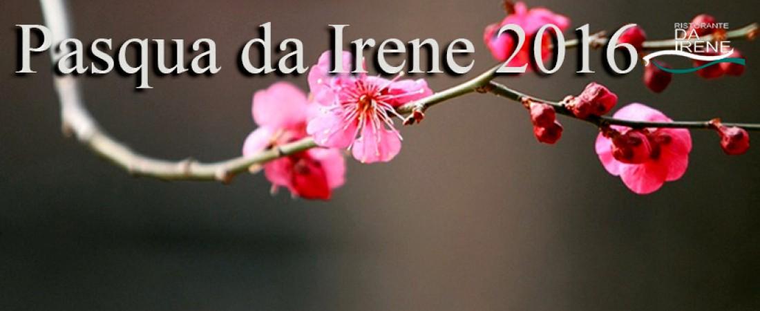 Pasqua da Irene 2016