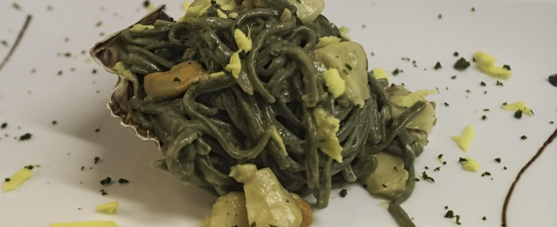 Alga spirulina in tavola